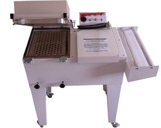 Seladora Conjugada (Shirink) Semi-Automática