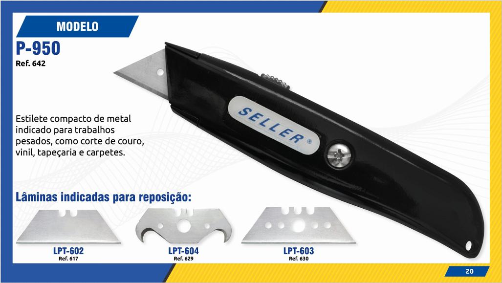 ESTILETE MODELO P950
