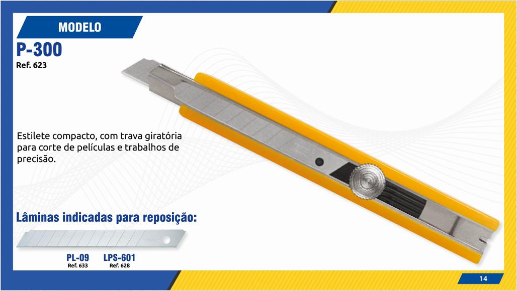 ESTILETE MODELO P300