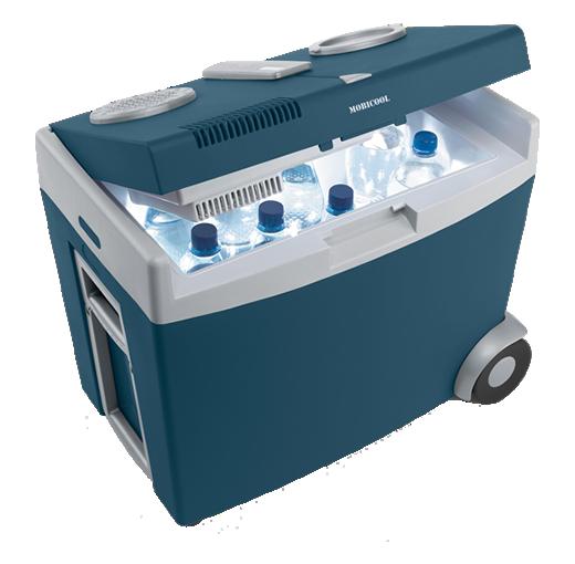 Caixa Termoelétrica 35 litros